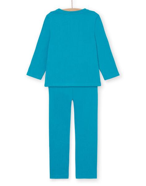 Pyjama Turquoise LEGOPYJMAN3 / 21SH12S3PYG209