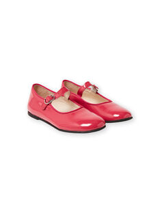 Chaussures salome Fuchsia LFBABRIDEP / 21KK3532D13304