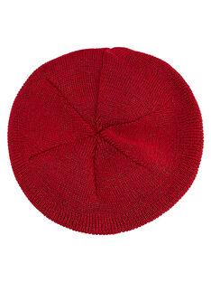Bonnet Rouge JYIVIBON / 20SI09D1BON330