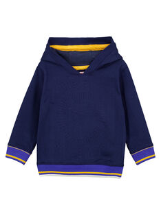 Sweat Shirt en Molleton avec Capuche GOMUSWE2 / 19W902F2SWE070