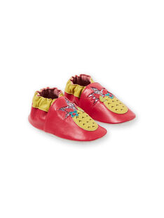 Chaussons nuit Fuchsia JNFNANA / 20SK37Y1D3S304