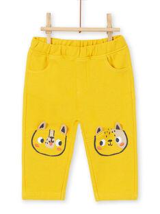 Pantalon Jaune LUNOPAN1 / 21SG10L1PAN106