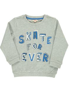 Sweat Shirt Gris COJOSWE2 / 18S902R2SWBJ908