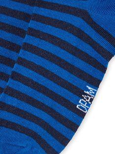 Chaussettes Bleue LYOJOCHOR3 / 21SI0242SOQC228