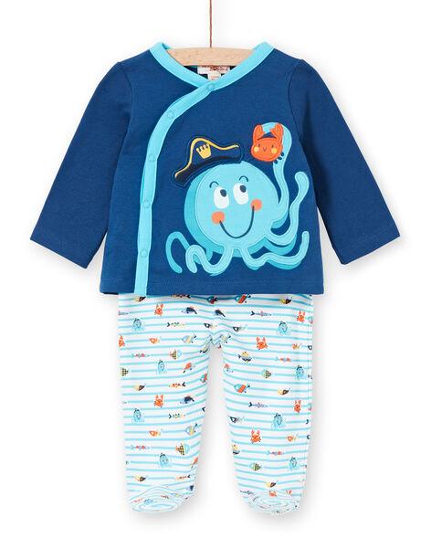 Pyjama Bleu LEGAPYJPIE / 21SH1451PYJC230