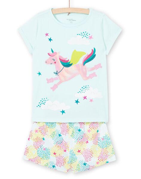 Pyjama Bleu LEFAPYJERO / 21SH11C4PYJ219