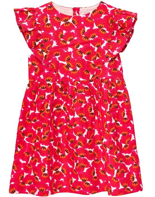 Robe imprimée fleuri JAVIROB1 / 20S901D1ROBD327