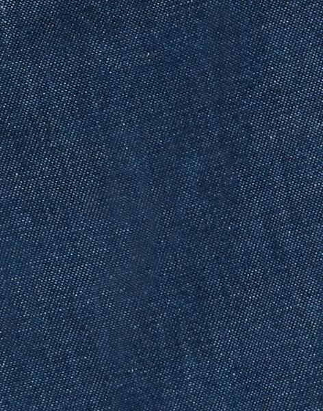Jean taille élastiquée KUBRIJEAN / 20WG10F1JEAP274