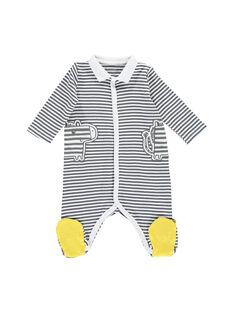 Dors-bien bébé mixte FOU2GRE1 / 19SF05J3GRE000