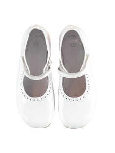 Chaussures salome Blanc JFBABSONIAB / 20SK35Y1D13000