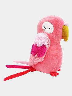 Peluche perroquet rose DPAPE0040 / 21R8GM34PE2099
