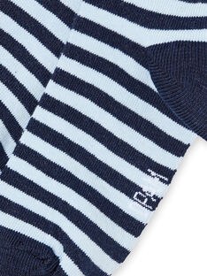 Chaussettes Bleu marine LYOJOCHOR1 / 21SI0246SOQ705