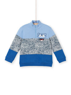 Sweat Shirt Bleu LOBLESWE / 21S902J1SWEC208