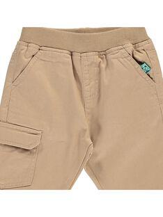 Pantalon bébé garçon CUJOPAN2 / 18SG10R2PANI812