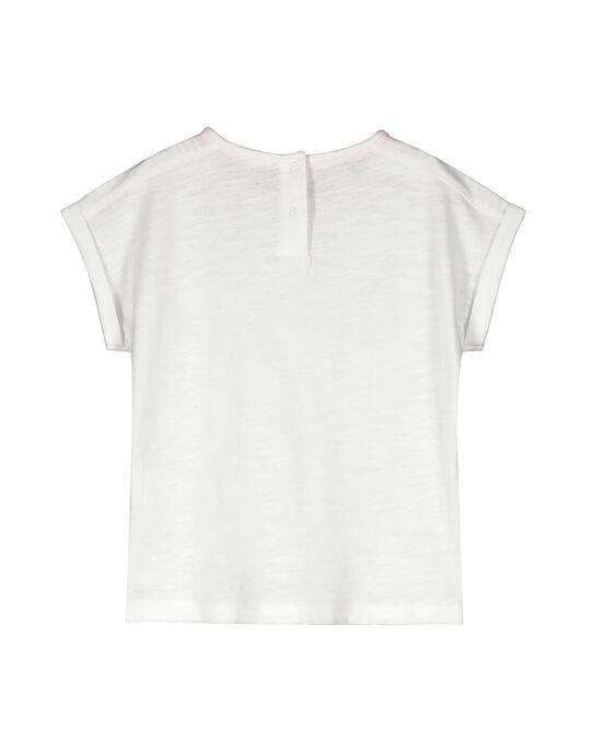 Tee-shirt manches courtes fille FALITI / 19S90121TMC001