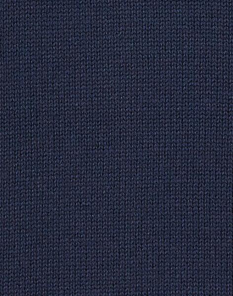 pull en tricot manches longues enfant garçon. KOREPULL / 20W902G1D5D705