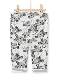 Pantalon Ecru LUPOEPAN2 / 21SG10Y1PAN001