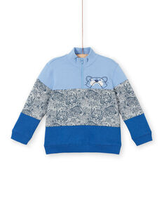 Sweat Shirt Bleu LOBLESWE / 21S902J1SWEC208