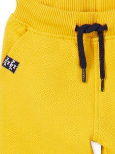 Pantalon Jaune LUJOPAN1 / 21SG1034PAN106