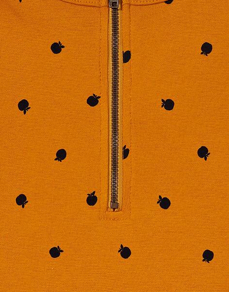 Robe en milano imprimé à manches courtes KAJOROB4 / 20W90136ROB107