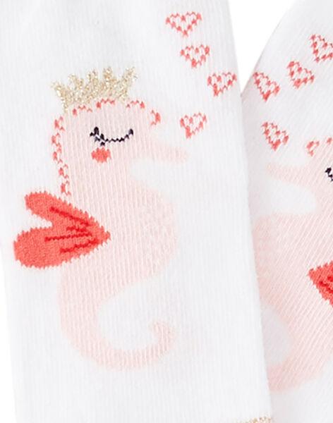 Chaussettes Blanche JYICEACHO / 20SI09N1SOQ000