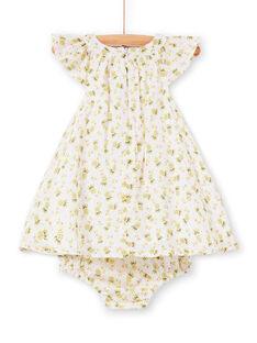 Robe Blanche LIBALROB3 / 21SG09O1ROB000