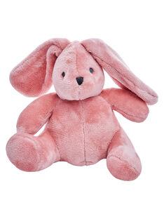 Doudou lapin tout doux naissance fille JOU1DOU1 / 20SF40J1JOUD301