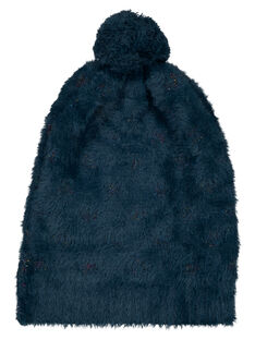 Bonnet avec pompon.  GYATUBON / 19WI01Q1BON714