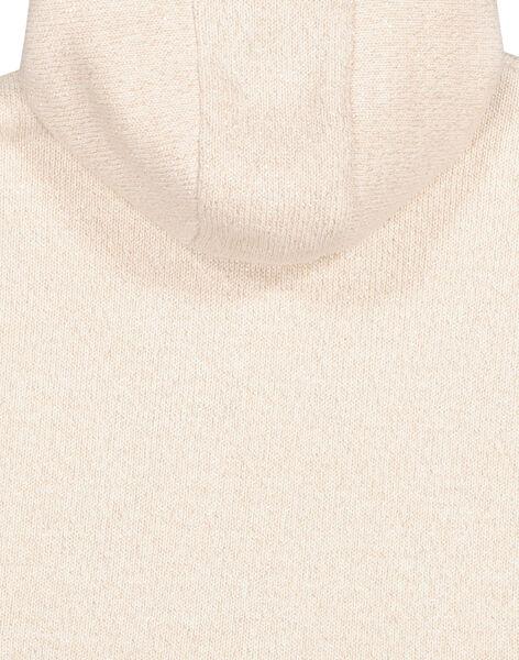 Cape en laine bébé fille FIBACAPE / 19SG09X1CPE001