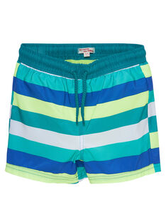 Maillot Turquoise JYOMERBOXRAY / 20SI02K3MAIC217