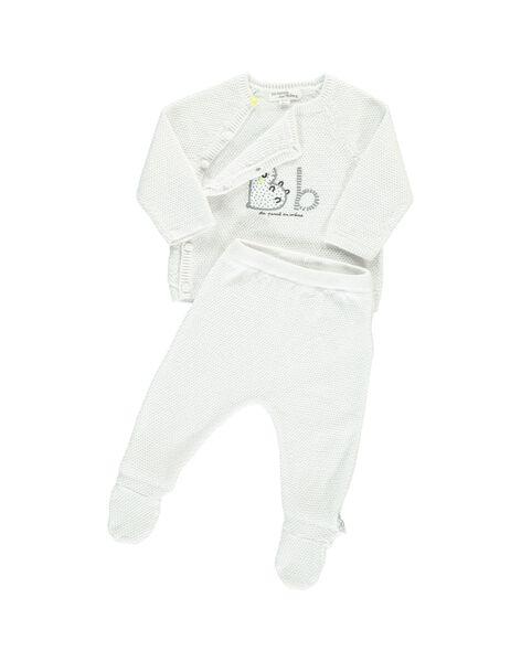Ensemble bébé mixte DOU1ENS4 / 18WF0514ENS000
