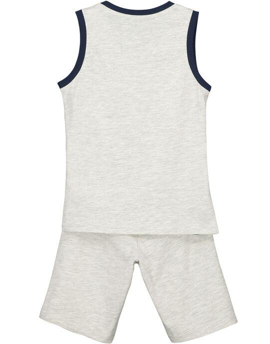 Pyjama Gris FEGOPYCTRI / 19SH12H5PYJJ906