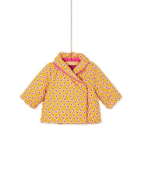 Manteau rose bébé fille KIREPARKA / 20WG09J1PAR304