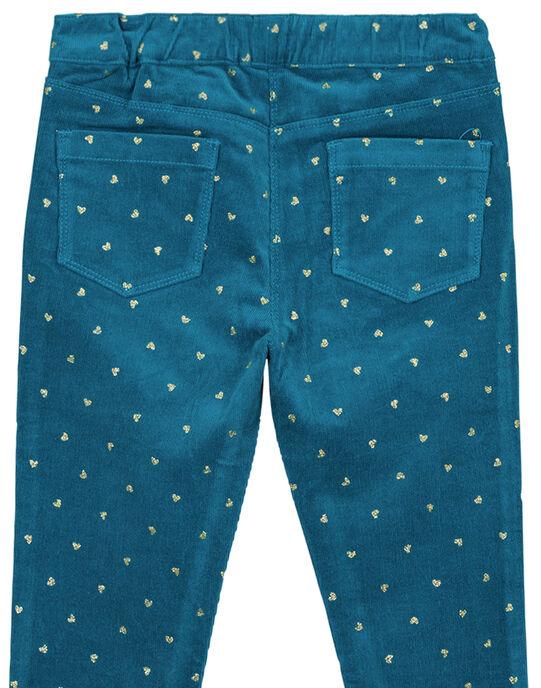 Pantalon Bleu marine GAMUPANT / 19W901F1PAN715