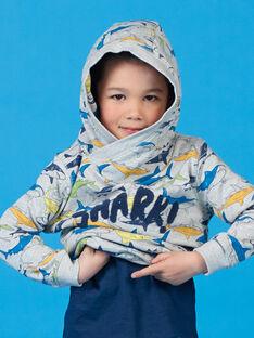 Sweat Shirt Gris LONAUSWE / 21S902P1SWEJ922