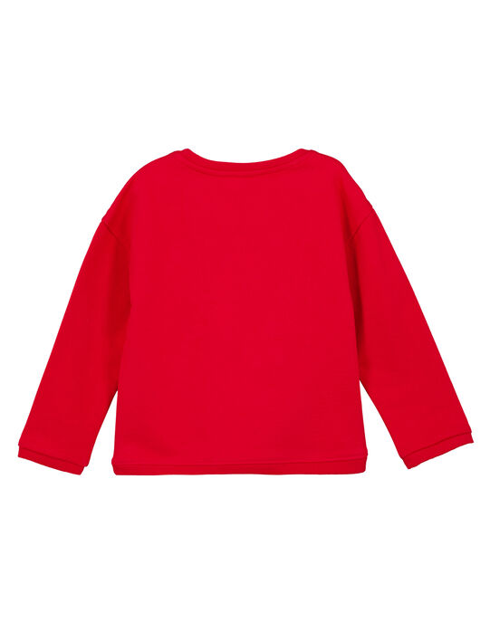 Sweat Shirt Rouge GASANSWEA / 19W901C1SWE050