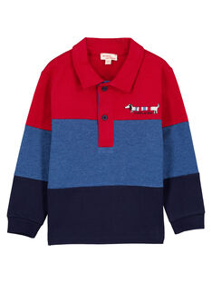 Polo Tricolore GOTRIPOL / 19W902J1POL050