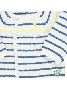 Gilet bébé garçon CCGGILET1 / 18SF04B1GIL099