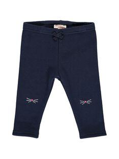 Pantalon Bleu nuit DIJOPAN1 / 18WG0931PANC205