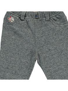 Pantalon molleton bébé garçon CUBENPAN2 / 18SG10G1PAN099