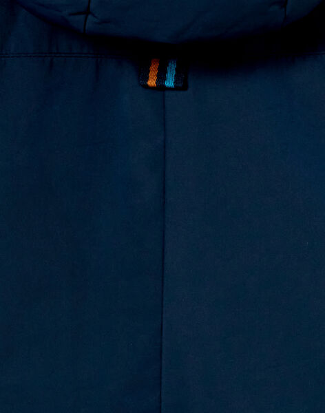 Parka 3 en 1 bleu marine enfant garçon KOGROPAR4 / 20W902K1PAR705