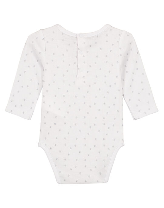 Body manches longues  GEFIBODLAP / 19WH1361BDL000