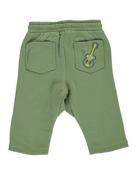 Pantalon en molleton bébé garçon CUPIPAN2 / 18SG10I2PAN612
