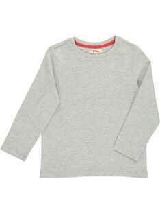 Tee-shirt manches longues garçon DOJOTEE1 / 18W90234D32J908