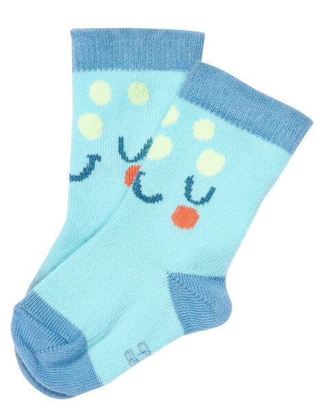 Chaussettes Bleu ciel JYUBOCHO2 / 20SI10H1SOQ020