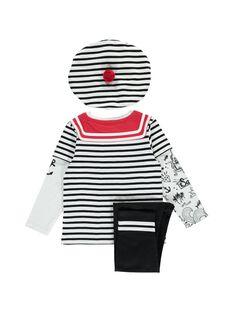 Pyjama déguisement garçon CEGOPYJMAR / 18SH1241PYG090