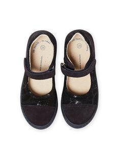 Chaussures salome Bleu marine MABABYMATER / 21XK3551D13070