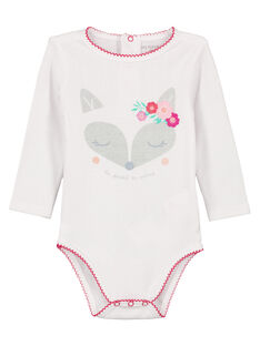 Body manches longues GEFIBODRE / 19WH1363BDL000