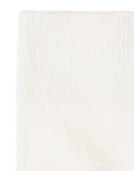 Collant Blanc cassé LYIESCOL7 / 21SI0963COLA001