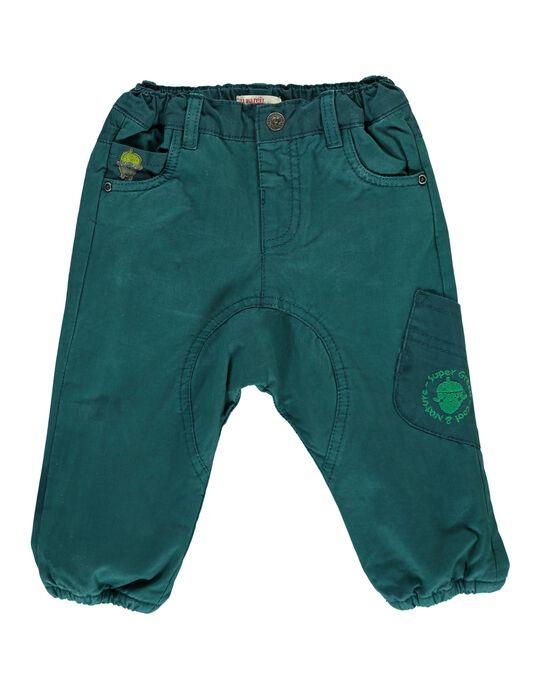 Pantalon bébé garçon DUVEPAN2 / 18WG1072PAN714